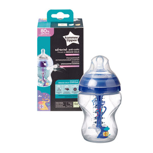 Tommee Tippee Advanced Anti-Colic 260 ml Baby Bottle - 0m+