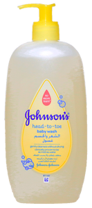 Johnson's Baby Head-To-Toe Wash - Momitall.net