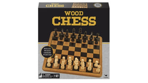 Cardinal Classic Wood Chess