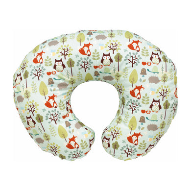 Chicco Boppy Breast Feeding Pillow with Cotton Slipcovers - Momitall.net
