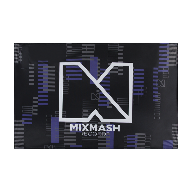 Mixmash Black Polo Cap