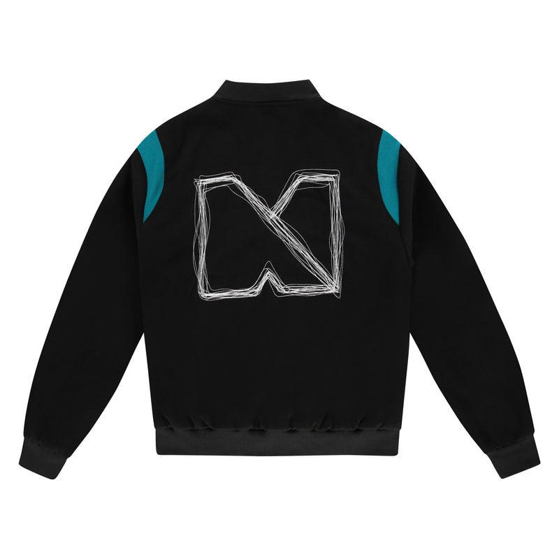 Mixmash Varsity Jacket