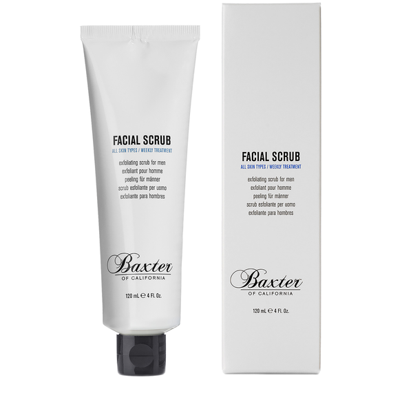 Baxter Of California Facial Scrub 120ml - www.elegantgents.com