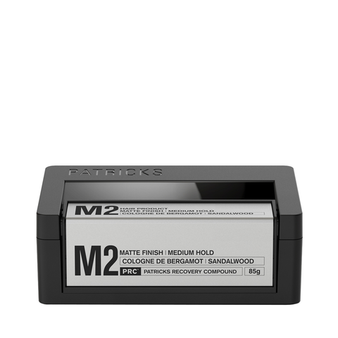 Patricks M2 Matte Finish Medium Hold Styling Product 75g