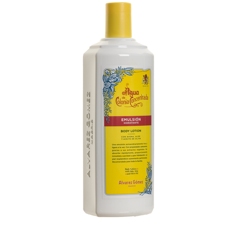 Agua De Colonia Body Lotion 500ml - www.elegantgents.com