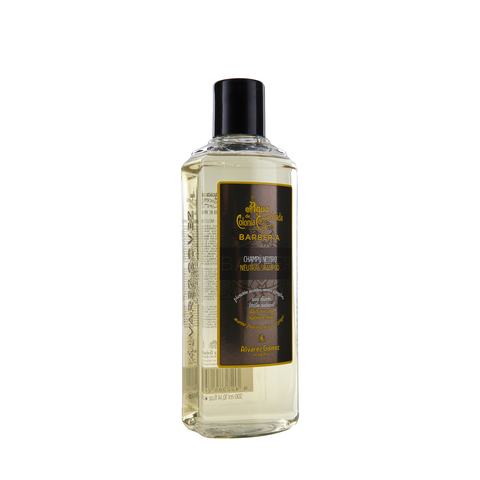 Agua De Colonia Barberia Neutral Shampoo 300ml - www.elegantgents.com