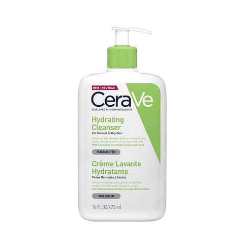 CeraVe Hydrating Facial Cleanser - www.elegantgents.com