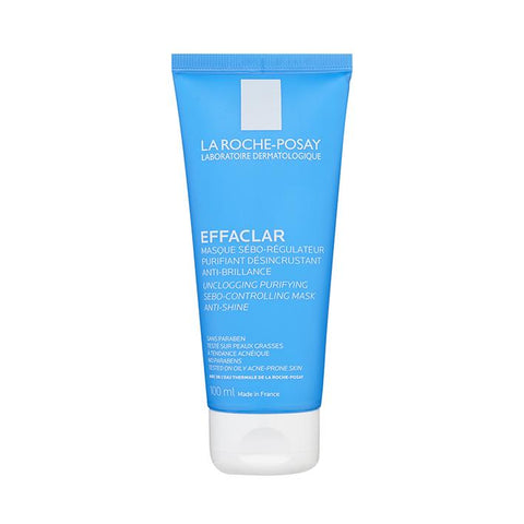 La Roche-Posay Effaclar Purifying Clay Mask 100ml - www.elegantgents.com