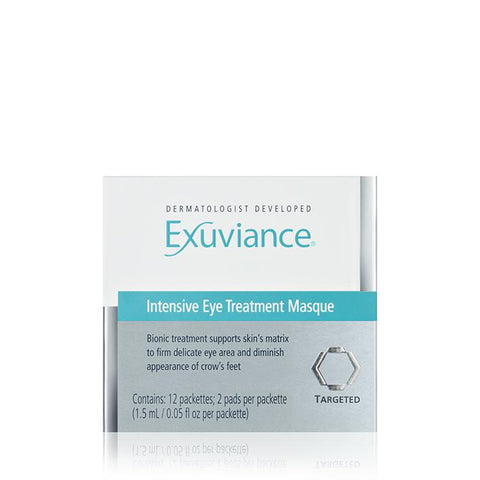 Exuviance Intensive Eye Treatment Masque Pack of 2 - Arden Skincare Ltd.