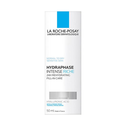 La Roche-Posay Hydraphase Intense Riche 50ml - www.elegantgents.com