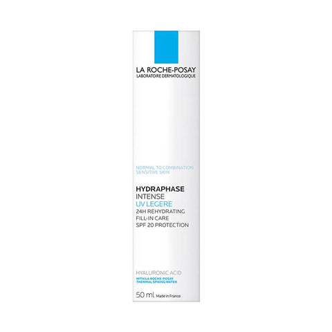 La Roche-Posay Hydraphase Intense UV Light 50ml - www.elegantgents.com