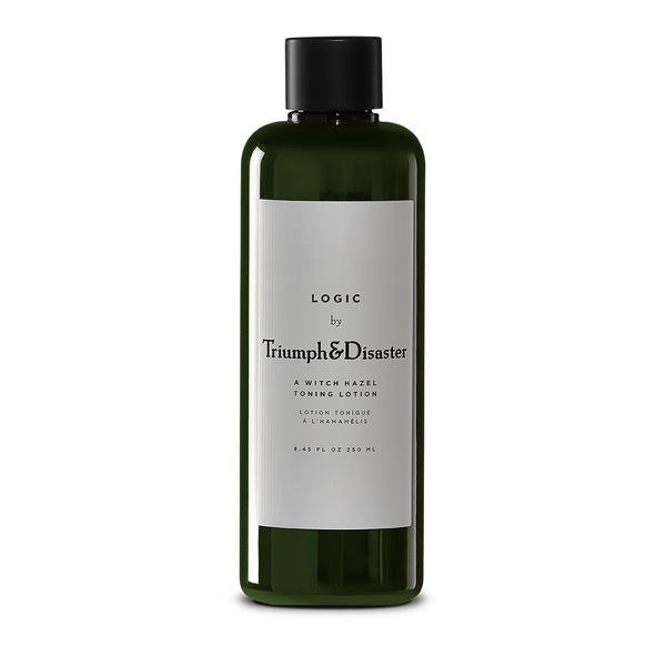 Triumph & Disaster Logic Toner 250ml - www.elegantgents.com