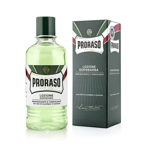 Proraso Aftershave Lotion Refreshing 400ml - www.elegantgents.com