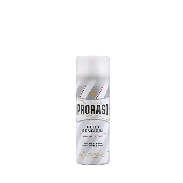Proraso Travel Shaving Foam Sensitive 50ml - www.elegantgents.com