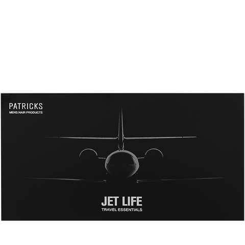 Patricks Jet Life Travel Essentials - www.elegantgents.com