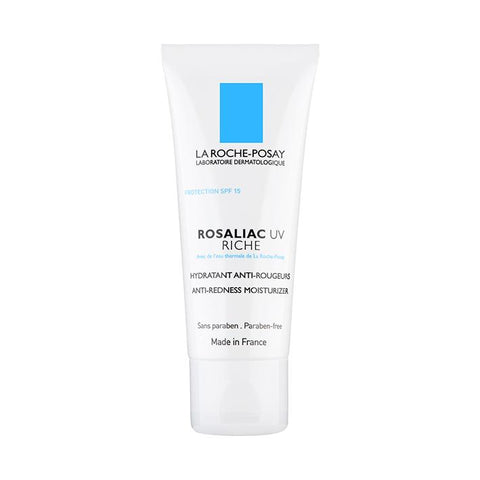 La Roche-Posay Rosaliac UV Riche Anti-Redness Moisturiser 40ml - www.elegantgents.com