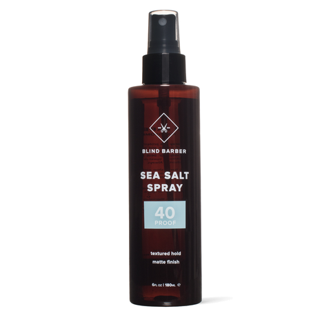 Blind Barber 40 Proof Sea Salt Spray 180ml - www.elegantgents.com