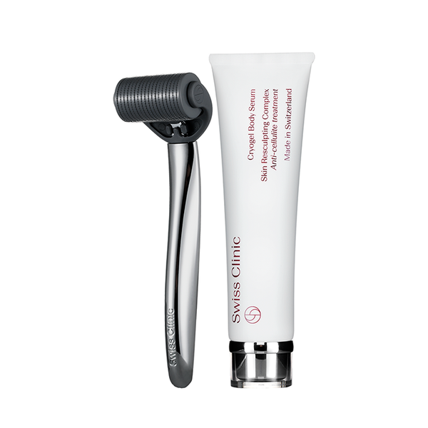 Swiss Clinic Body - Microneedling Home Treatment - www.elegantgents.com