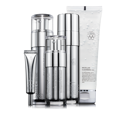 Swiss Clinic The Skin Care Range