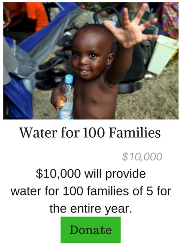 Water for 100 Families
