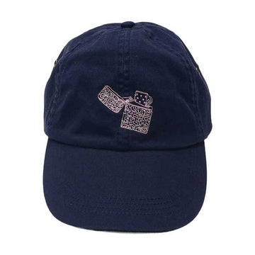 Lighter Navy Cap
