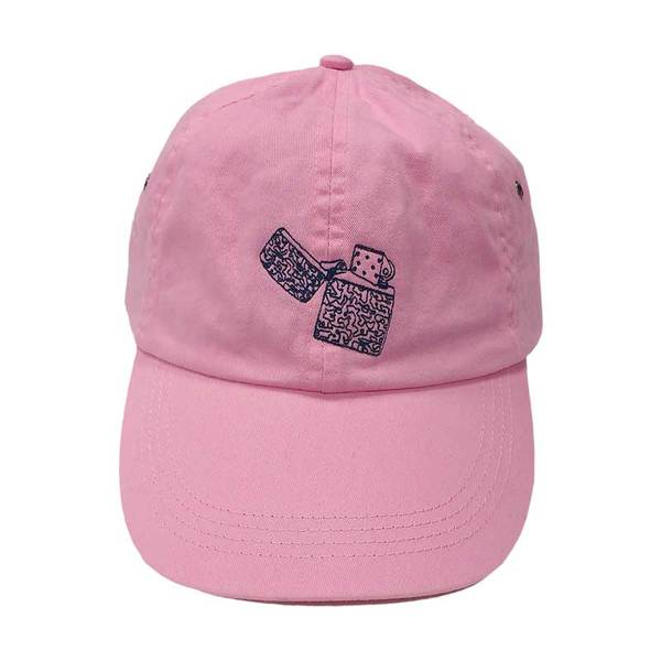 Lighter Pink Cap
