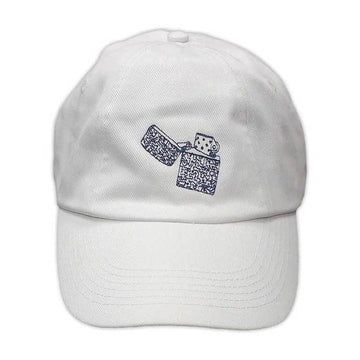 Lighter White Cap