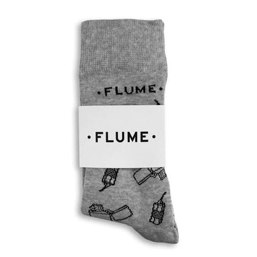 Lighter and Dynamite Socks