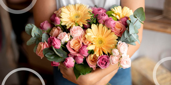 Flowers for a sweet 16 birthday