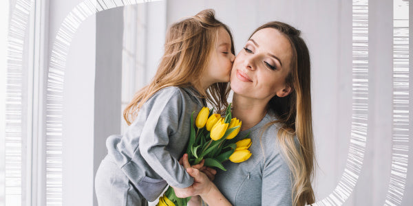 celebrate Mother's Day at home