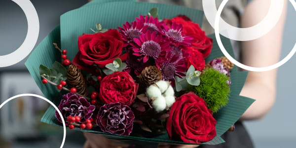 What flowers to give for coming of age?