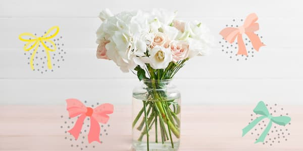 How to care for white roses