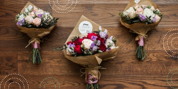 how to choose a rose bouquet