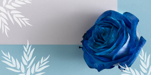 mystical meaning of blue rose