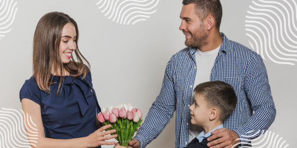 How to complement Mother's Day gift
