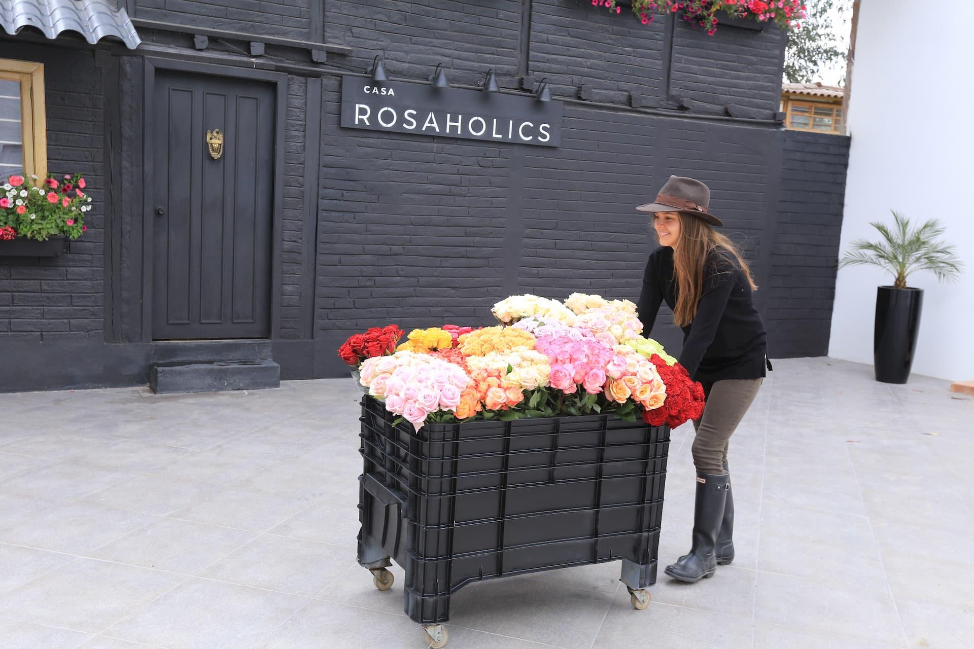 rose bouqet delivery