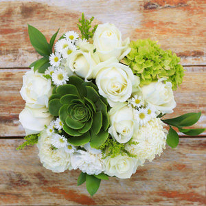 Fresh Flower Bouquet - Rosaholics