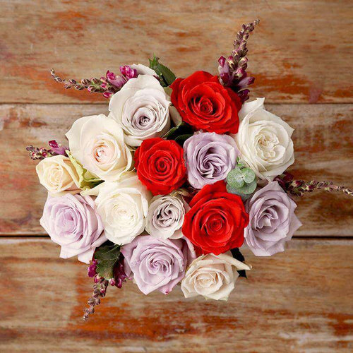 Forever Fresh Rose Bouquet - Rosaholics