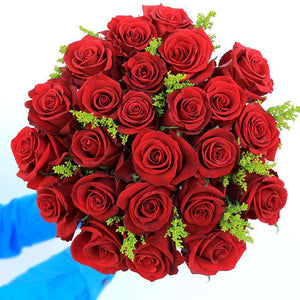 Lover Rose Bouquet - Rosaholics