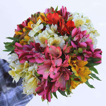 Load image into Gallery viewer, Fiesta Flower Bouquet - Rosaholics