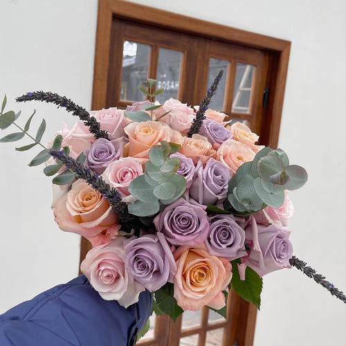 Fiorella Fresh Rose Bouquet