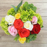 Load image into Gallery viewer, Glamorose Rose Bouquet