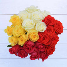 Load image into Gallery viewer, Tulum Fresh Rose Bouquet 2 - Rosaholics