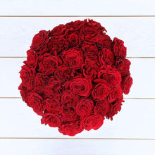 Heartbeat Red Rose Bouquet - Rosaholics