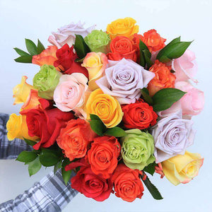 Breathless Rose Bouquet 3 - Rosaholics