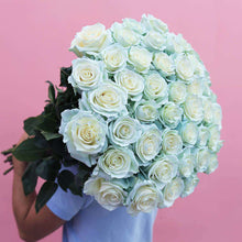 Load image into Gallery viewer, Lightmoon Rose Bouquet Delivery - Rosaholics