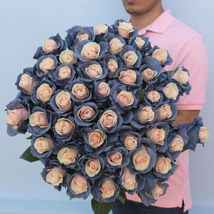 Lucida Rose Bouquet - Rosaholics