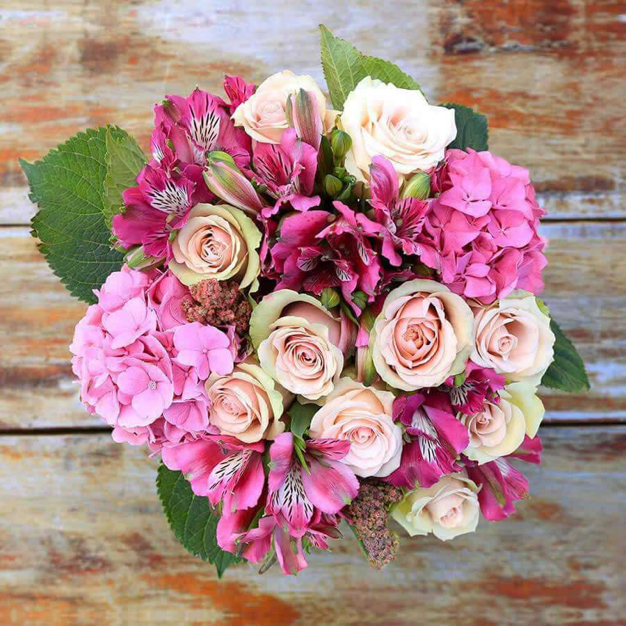 Poem Fresh Flower Bouquet - Rosaholics