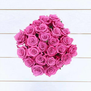 Purple Gum Rose Bouquet 1 - Rosaholics