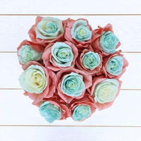 Load image into Gallery viewer, Pinky Promise Rose Bouquet 12st - Rosaholics